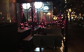 Lights on 10th Avenue