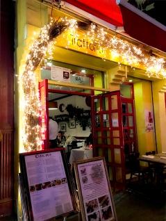 Cara Mia Restaurant, West 46th stretm Hells Kitchen