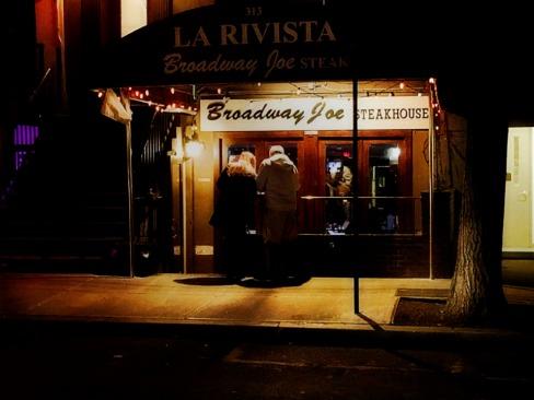 Broadway Joe's on West 46th