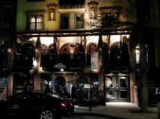 Bourbon Street on West 46th