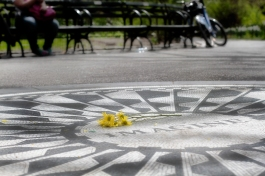 Strawberry Fields at Central Park
