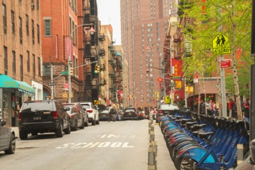 Canal Street, China Town