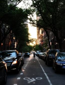 Manhattanhenge - Kinda