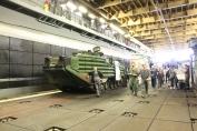 Amphibian assault craft