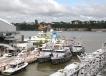 Ships Arriving for Fleet Week