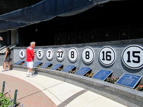 Yankee Stadium Tour