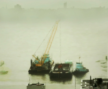Dredging the Hudson