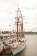 Tall Ship at Pier 92
