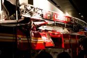 Fire Truck Destroyed by Debris