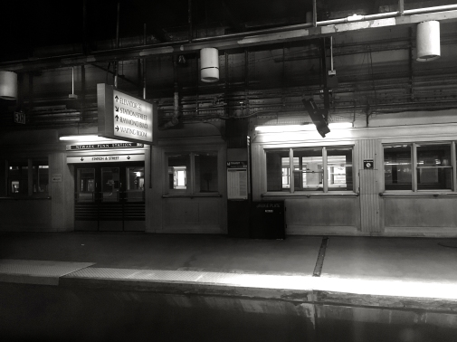Train Station - Newark