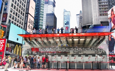 TKTS at Times Square