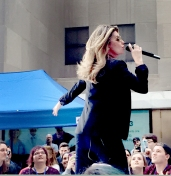Shania Twain, June 16, 2017 Today Show Citi Summer Series