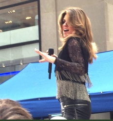 Shania Twain Live in Rockerfeller Center