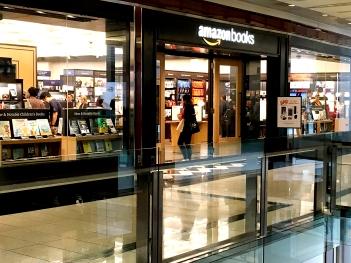 Amazon Books in Columbus Circle