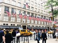 Shops along 5th Avenue