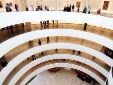 Inside the Guggenheim