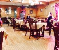 Ukranian Restaurant- Food New to us