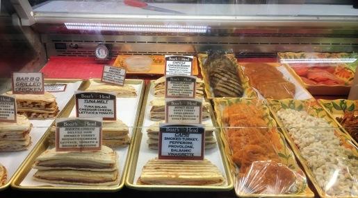 Gone are the corner deli's with proprietary Pastrami. Replaced by Boars Head deli counters.