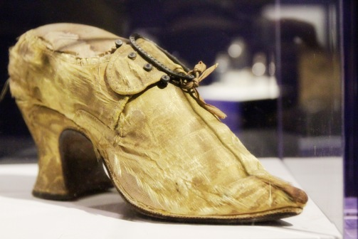 Martha Washington's Shoe