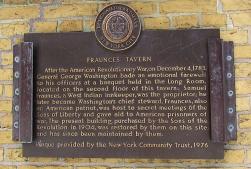 Fraunces Tavern Landmark