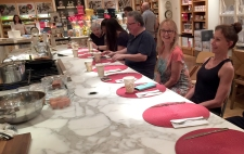 Cooking Class at WS