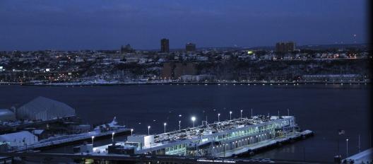 Night on the Hudson