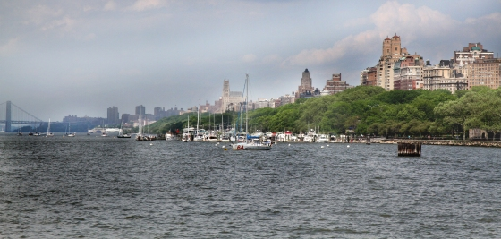 Up the Hudson