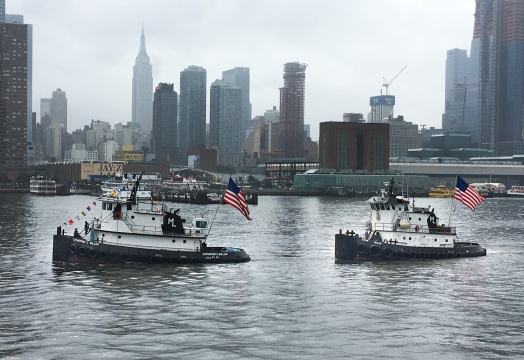 The Miller Line Tugs