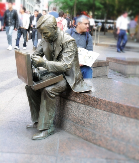 Surviving Statue