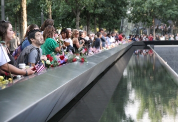 Memoral Reflecting Pool