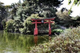 Brooklyn Botanical Gardens Japanese Gardens