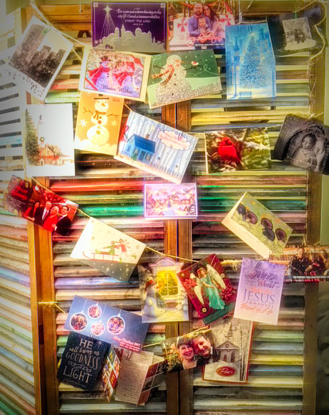 Weve just one more christmas wish tip and jam in wonderland greeting cards have all been sent img6952 cards m4hsunfo
