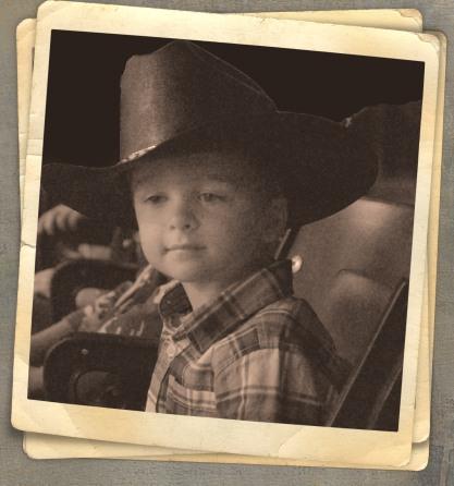 texas boy